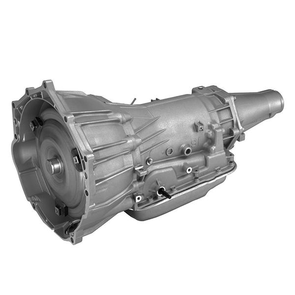 Chevrolet Trailblazer 2006-2009 Rebuilt Transmission 4L60E image