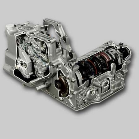 Buick Lucerne 2005-2010 Rebuilt Transmission 4T80E