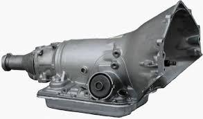 Saab 9-7X 2005-2009 4L60E Rebuilt Transmission image